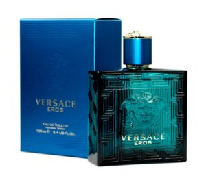 Versace Eros Eau de Toilette - Perfume Masculino