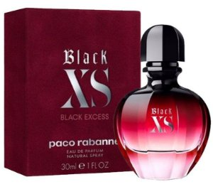 Black XS Black Excess Paco Rabanne Eau de Parfum - Perfume feminino