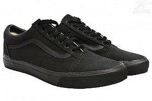 Tênis Vans Old Skool All Black  Frete Grátis
