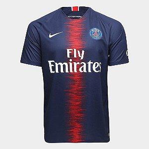 c29c13e9f1 Camisa Pré-Jogo PSG 18 19 Nike - Masculina (Frete Grátis) - Outlet ...