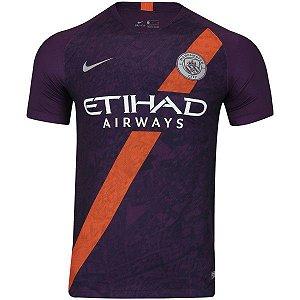 2eb5009c Camisa Manchester City 18/19 III Nike - Masculina (Frete Grátis)