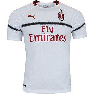 Camisa Milan II 18 19 Puma - Masculina (Frete Grátis) 2d34bb10b1893
