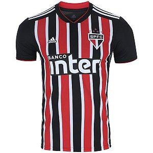 Camisa do São Paulo II 2018 adidas - Masculina (Frete Grátis)