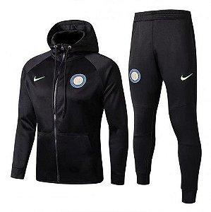 Promoção Agasalho Nike Brasil Treino Masculino 17 18 - Outlet ... c013704a377b5