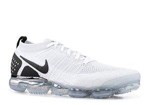 25211c90 Tênis Nike Air VaporMax Plus Preto Com Branco Frete Grátis - Outlet ...