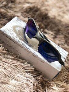 Oculos Oakley Romeo 2 Lente Azul Escura Frete Grátis
