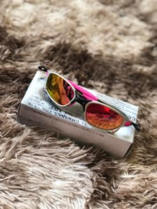 Óculos Oakley Juliet Lente Rosa Frete Grátis