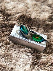 Óculos Oakley Juliet Lente Verde Frete Grátis