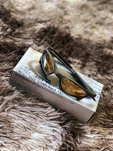 Óculos Oakley Penny Lente Dourada Frete Grátis