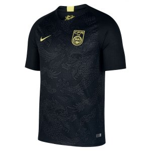 6a6b384311 Camisa China Preta 18 19 Nike - Masculina Frete Grátis
