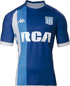 Camiseta Racing Azul l Masculina Frete Grátis