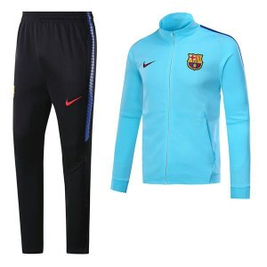 Agasalho Barcelona Azul Bebe Nike Masculino Frete Grátis 55490727860ac