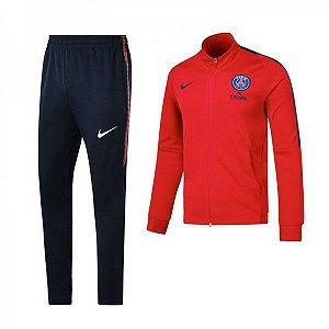 Agasalho Paris Saint Germain Vermelho Nike Masculino Frete Grátis a11313630c