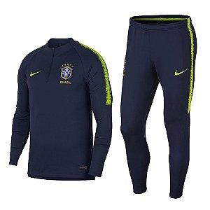 Promoção Agasalho Nike BrasilMasculino 17 18 - Outlet Magrinho - Os ... f0bf4cf5e037a