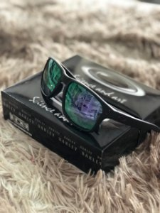 Óculos Oakley Holbrook Lente roxa Frete Grátis