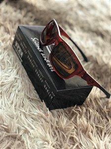 Óculos Oakley Jupiter Lente Marrom Frete Grátis