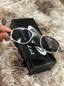 Óculos Oakley Doublex X Tio 2 Lente Preta Frete Grátis