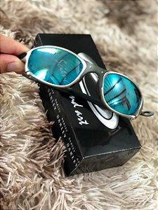 0d194738f Óculos Oakley Doublex X TIo 2 Lente Azul Bebe Frete Grátis
