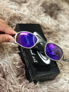 Óculos Oakley Doublex X TIo 2 Lente Azul Frete Grátis