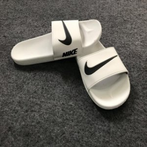 b7d8f27288a Chinelo Nike Branco Frete Grátis