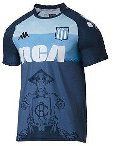 Camiseta Racing 3 Uniforme Masculina Frete Grátis