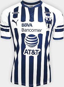 Camisa Monterrey Listrada 2019 - Masculina Frete Grátis