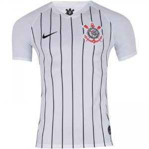 Camisa do Corinthians Branca 19/20 - Masculina (Frete Grátis)