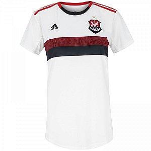 Camiseta Flamengo Branca 19/20 - Masculina (Frete Grátis)