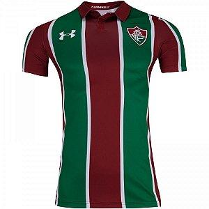 Camiseta Fluminense Listrada 19/20 - Masculina (Frete Grátis)