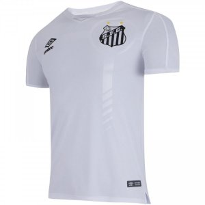 Camisa Santos branca 19/20 - Masculina (Frete Grátis)