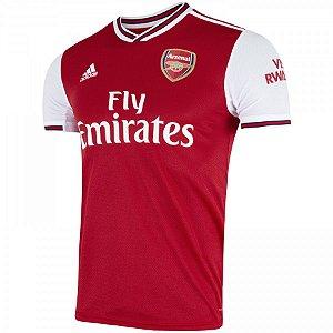 Camisa Arsenal Vermelha 19/20 - Masculina (Frete Grátis)