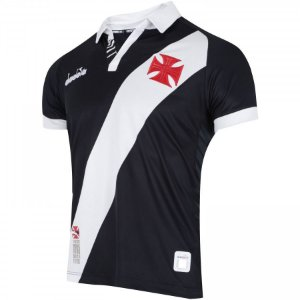 Camiseta vasco Preta 19/20 - Masculina (Frete Grátis)
