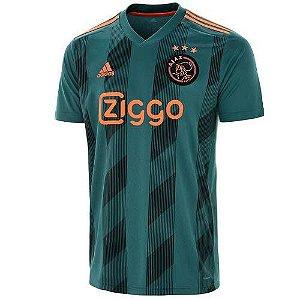 Camisa Ajax Verde 19/20 adidas - Masculina Frete Grátis