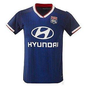 Camisa Olympique Lyonnais 19/20 adidas - Masculina Frete Grátis