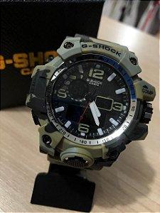 Relógio G-Shock Camuflado Frete Gratis