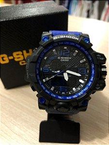 Relógio G-Shock Camuflado Azul Frete Gratis