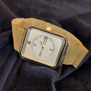 Relógio Apple Dourado Frete Gratis