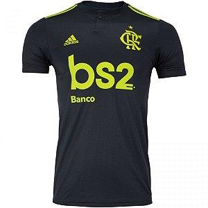 Camisa do Flamengo Verde III 2019 Adidas - Masculina Frete Grátis