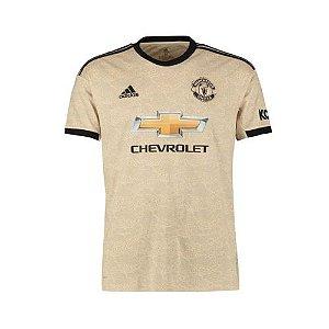 Camisa Manchester 2 Uniforme 19/20 Adidas - Masculina Frete Grátis