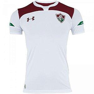 Camisa Fluminense Branca 19/20 - Masculina Frete Grátis