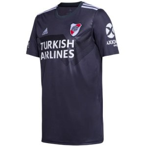 Camiseta River Plate Preta 19/20 adidas - Masculina Frete Grátis