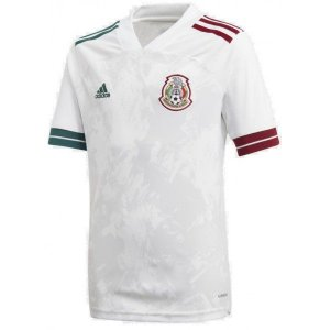 Camiseta México Branca 19/20 adidas - Masculina  Frete Grátis