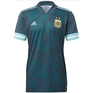 Camiseta Argentina Azul 19/20 adidas - Masculina Frete Grátis