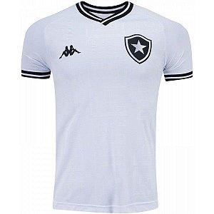Camisa Botafogo Branca 19/20 - Masculina Frete Grátis