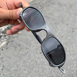 Óculos Oakley Juliet Preta Brilho reto Frete Grátis