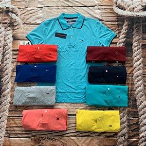 Lote Com 10 Camisetas Polo Tommy hilfiger Frete Grátis 01 ATACADO