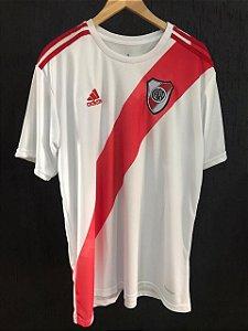 Camiseta River Plate Branca Com Frete Grátis