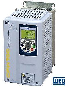 Inversor WEG CFW-07.4.1/3AC.380-480/H2 V3.00  R12 50/60 hz