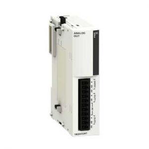 Módulo E / S de Expansão, Série Twido, 2 Entradas, 1 Saída, 12 Bits, 0-10 V, 4 a 20 mA - TWDAMM3HT