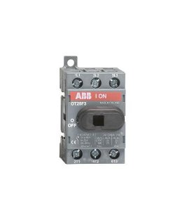 Interruptor seccionador OT25F3